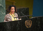 GA 72<br /> High-level meeting of the General Assembly on the appraisal of the United Nations Global Plan of Action to Combat Trafficking in Persons <br /> <br /> Ethiopia