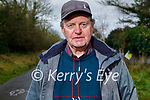 Kevin Mawe from Tralee