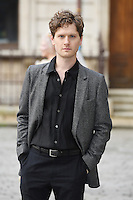 Kyle Soller arrives for the VIP preview of the Royal Academy of Arts Summer Exhibition 2016