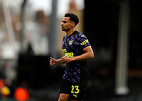 23rd May 2021; Craven Cottage, London, England; English Premier League Football, Fulham versus Newcastle United; Jacob Murphy of Newcastle United