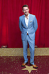 © Licensed to London News Pictures . 16/05/2015 .  The Palace Hotel , Manchester , UK . ASHLEY TAYLOR-DAWSON . The red carpet at the 2015 British Soap Awards , The Palace Hotel , Oxford Road , Manchester . Photo credit : Joel Goodman/LNP
