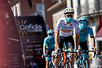 Spanish National Champion Luis Leon Sanchez (ESP/Astana) pre race<br /> <br /> Stage 5 from Gap to Privas 183km<br /> 107th Tour de France 2020 (2.UWT)<br /> (the 'postponed edition' held in september)<br /> ©kramon