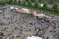 Pictured: General view Saturday May 2016<br /> Re: Manic Street Preachers at the Liberty Stadium, Swansea, Wales, UK