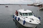 Thos Caffrey at the Green Buoy 1KM Swim in Clogherhead....(Photo credit should read Jenny Matthews/NEWSFILE)...