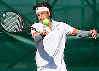 10-07-11, Tennis, South-Afrika, Potchefstroom, Daviscup South-Afrika vs Netherlands,  Robin Haase