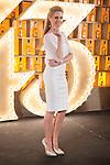 Spanish model Judit Masco poses during Licor 43 presentation in Madrid, Spain. January 29, 2015. (ALTERPHOTOS/Victor Blanco)