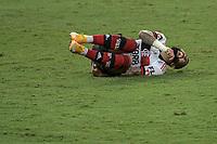 RIO DE JANEIRO (RJ), 09/09/2020 - FLUMINENSE - FLAMENGO - Gabriel Barbosa. Partida entre Fluminense e Flamengo, válida pela 9ª rodada do Campeonato Brasileiro 2020, realizada no Estádio do Maracanã, nesta quarta-feira (09).