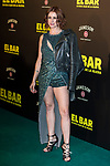 "Manuela Velles attends the premiere of the film ""El bar"" at Callao Cinema in Madrid, Spain. March 22, 2017. (ALTERPHOTOS / Rodrigo Jimenez)"