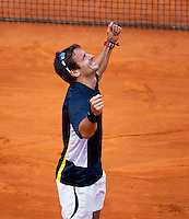 02-06-13, Tennis, France, Paris, Roland Garros,  Tommy Robredo