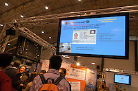 - SMAU, international exibition of electronics, computer science and technological innovation, stand Italian Army..- SMAU, salone internazionale dell'elettronica, informatica e innovazione tecnologica, stand Esercito Italiano