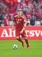 Niklas SUELE, FCB 4 <br /> Football DFB Pokal Finale , Berlin,19.05.2018<br /> FC BAYERN MUENCHEN - EINTRACHT FRANKFURT 1-3<br /> 1718 ,  2017 / 2018, DFB-Pokal<br />  <br />  *** Local Caption *** © pixathlon