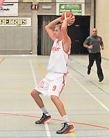 BS Waregem : Olivier Foucart.foto VDB / Bart Vandenbroucke