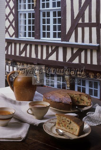 Europe/France/Bretagne/35/Ille et Vilaine/Rennes: Gâteau d'Hélène Jegado