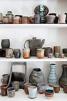Ceramic cups