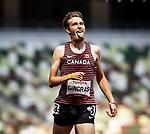 Zachary Gingras, Tokyo 2020 - Para Athletics // Para-Athlétisme.<br /> Zachary Gingras competes in the men's 400m T38 // Zachary Gingras competes in the men's 400m T38. 30/08/2021.