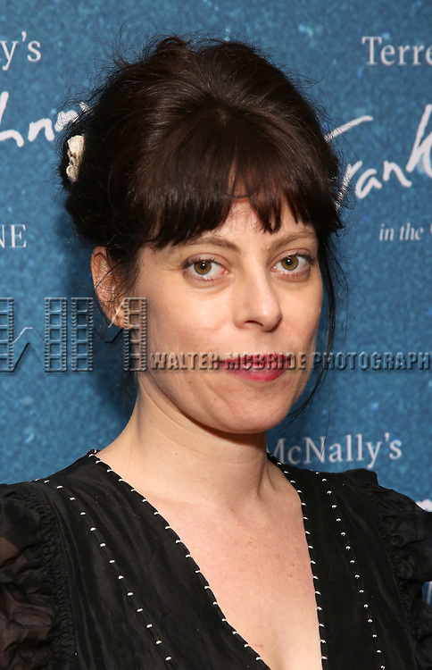 """Arin Arbus during the Opening Night After Party for """"Frankie and Johnny in the Clair de Lune"""" at the Brasserie 8 1/2 on May 29, 2019  in New York City."""