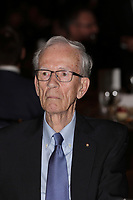 Jean Campeau <br /> attend the Canadian club of Montreal on the occasion of la Caisse de depot et placement du Quebec's 50th anniversary,May 27, 2015<br /> <br /> Photo : Pierre Roussel - Agence Quebec Presse