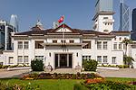 1. Exterior, Front & Gate Lodges