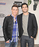 Tyler Hoechlin and Colton Haynes at The Spike TV's Guys Choice Awards held at Sony Picture Studios in Culver City, California on June 04,2011                                                                               © 2011 Hollywood Press Agency
