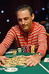 Damian Salas scoops a huge pot from the chip leader