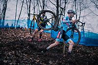 VANTHOURENHOUT Michael (BEL/Marlux-Bingoal)<br /> <br /> Brussels Universities Cyclocross (BEL) 2019<br /> Elite Men's Race<br /> DVV Trofee<br /> ©kramon