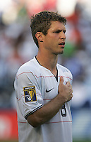 Logan Pause. USA defeated Grenada 4-0 during the First Round of the 2009 CONCACAF Gold Cup at Qwest Field in Seattle, Washington on July 4, 2009.
