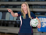 Netball Vic Coaching Clinic Oct2014