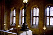 Oxford University<br /> Oxford, United Kingdom<br /> November 29, 2018<br /> <br /> <br /> Christ Church college Hall staircase.