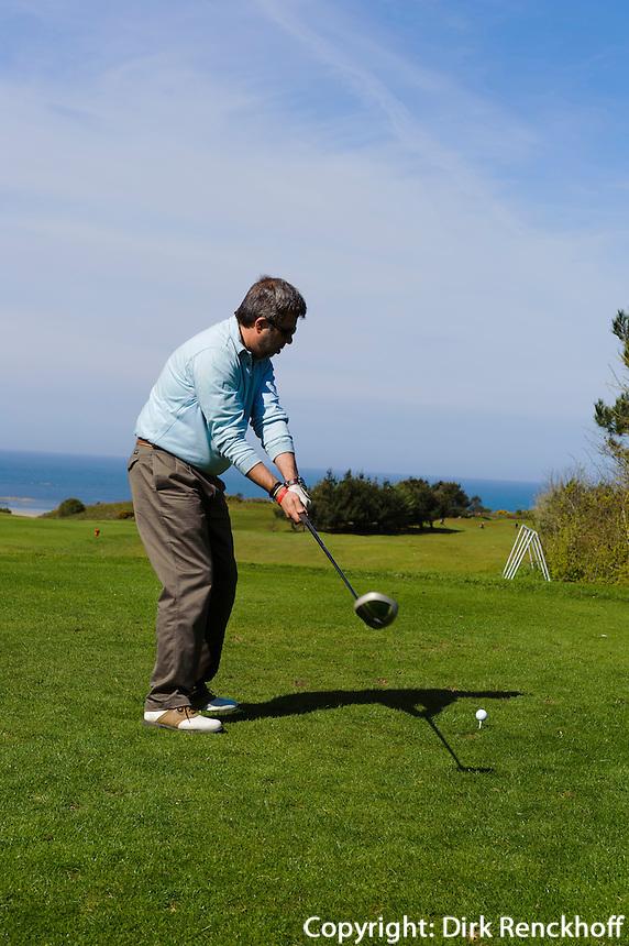 Golfplatz  Les Ormes Golf & Leisure Village, Insel Jersey, Kanalinseln
