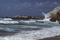 Europe/France/Bretagne/56/Morbihan/Quiberon: La pointe du Percho