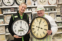 Asda colleagues 43 years retirement
