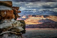 Dead Horse State Park in Utah