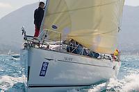 ESP 7741 ULISES SEIS José Antonio de Tomás y Alonso SUN ODYSSEY 49 Puerto Tomás Maestre <br /> Salida de la 22 Ruta de la Sal 2009 Versión Este, Denia, Alicante, España