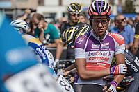 Tom Meeusen (BEL/Beobank-Corendon) pre-race (in his new team's kit)<br /> <br /> 2nd Dwars door het Hageland 2017 (UCI 1.1)<br /> Aarschot > Diest : 193km