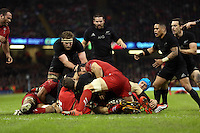 Pictured: Saturday 22 November 2014<br />