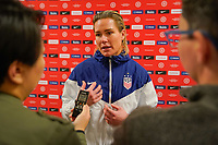 HOUSTON, TX - JANUARY 31: USWNT during a game between Panama and USWNT at BBVA Stadium on January 31, 2020 in Houston, Texas.