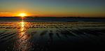 Sunrise at Yeppoon, Queensland.