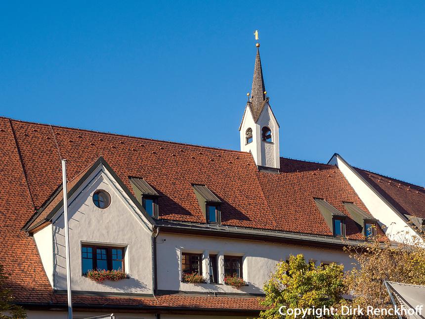 Spitalkirche, Sterzing, Region Südtirol-Bozen, Italien, Europa<br /> hospice church, hictoric city of Sterzing, Region South Tyrol-Bolzano, Italy, Europe