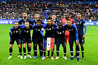 onze de depart de l equipe de France<br /> Paris 20191114 Stade De France  <br /> Football France - Moldavia <br /> Qualification Euro 2020 <br /> Foto JB Autissier / Panoramic/Insidefoto <br /> ITALY ONLY