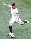 Sevilla FC's Clement Lenglet during La Liga match. March 19,2017. (ALTERPHOTOS/Acero)