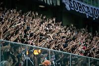 Belo Horizonte (MG). 20.02.2020, Atletico-MG e Union de Santa Fe - Torcida Atletico - partida entre Atletico-MG e Union Santa Fe (ARG), valida pelo jogo de volta da Copa Sulamericana , no Estadio Independencia em Belo Horizonte, MG, nesta quinta feira (20) (Foto: Giazi Cavalcante/Codigo 19/Codigo 19)