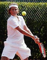 12-8-06,Den Haag, Tennis Nationale Jeugdkampioenschappen, Moos Sparken