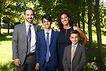 Dylan's Zoom Bat Mitzvah In The Garden At Temple Shaaray Tefila