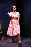 Melissa Errico during a Sneak Peak of the Irish Repertory Theatre Production of  'On A Clear Day You Can See Forever'  at the Irish Repertory Theatre on June 14, 2018 in New York City.