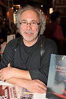 Montreal (Quebec) CANADA - Nov 21 2009 -Salon du Livre 2009 : Jean-Pierre Charbonneau