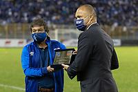 SAN SALVADOR, EL SALVADOR - SEPTEMBER 2: Earnie Stewart of the United States during a game between El Salvador and USMNT at Estadio Cuscatlán on September 2, 2021 in San Salvador, El Salvador.