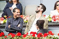 Miguel Angel Muñoz during Mutua Madrid Open Tennis 2016 in Madrid, May 07, 2016. (ALTERPHOTOS/BorjaB.Hojas) /NortePhoto.com