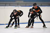SCHAATSEN: HEERENVEEN: 02-09-2020, IJsstadion Thialf, training TEAM WADRO, ©foto Martin de Jong