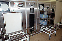Autoclave sterilisation