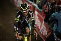 Sven Vanthourenhout (BEL/Crelan-AADrinks)<br /> <br /> Superprestige Diegem 2015